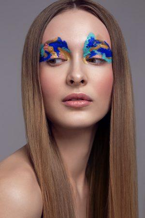 makijaż graficzny(2)